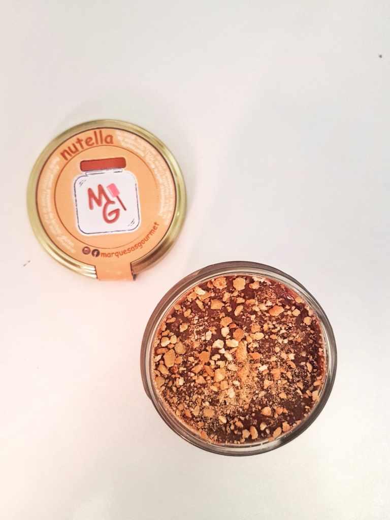 Marquesas de nutella en Madrid