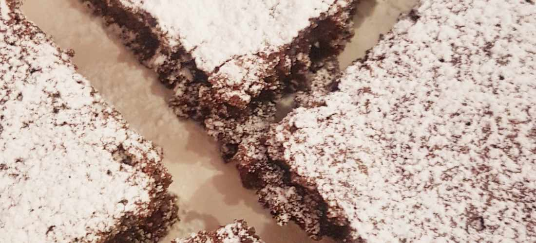 Brownie a domicilio en Madrid - Mi cita con Madrid