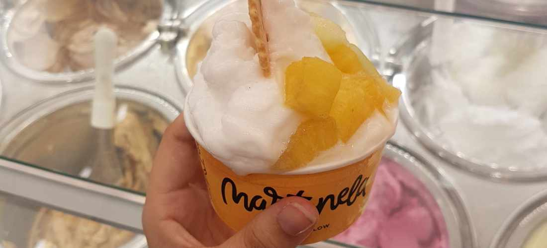Heladerías en Madrid con menos azúcares - Mi cita con Madrid