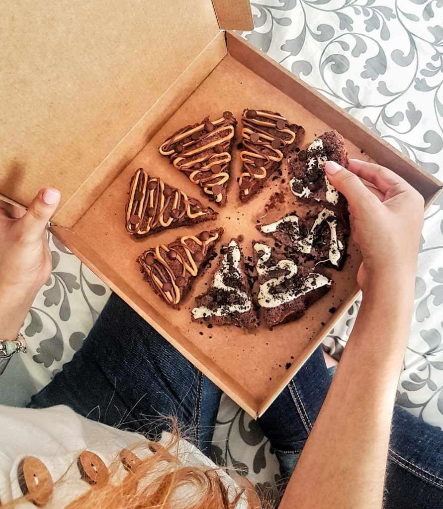 Brownies originales en Madrid