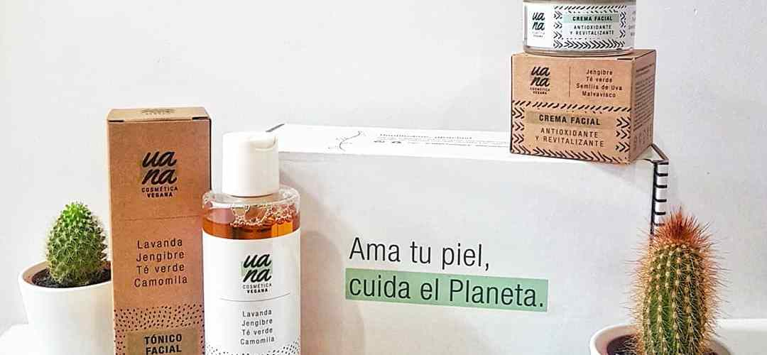 UANA Cosmética vegana - Mi cita con Madrid