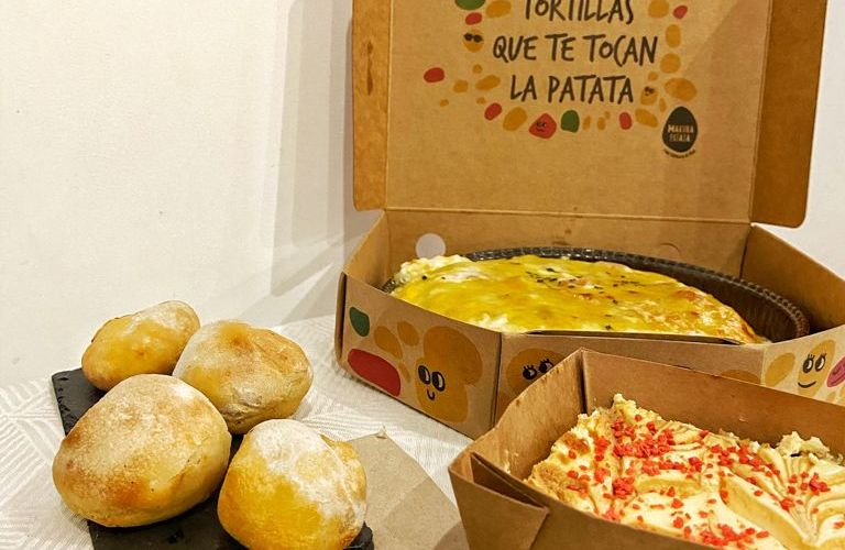 Tortilla Ranchera - Hakuna Patata